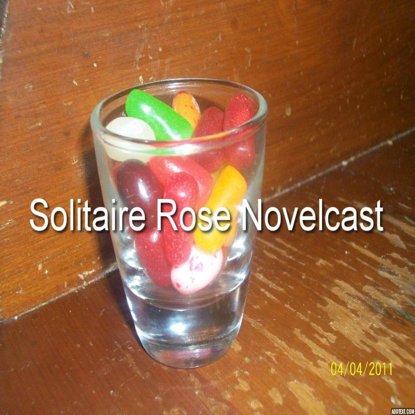 Solitaire Rose Novelcast